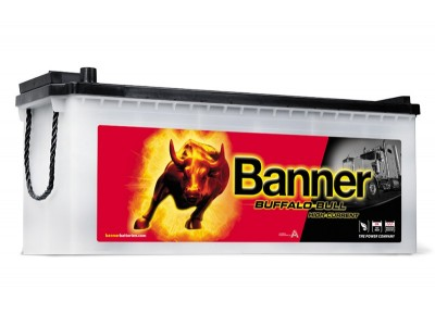 Batterie Banner Buffalo Bull 68011 HIGH CURRENT