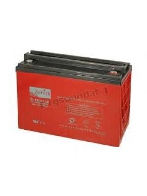 Batterie Zenith Agm Deep Cycle ZL1201105