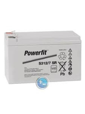 EXIDE POWERFIT S300 S312/7 SR