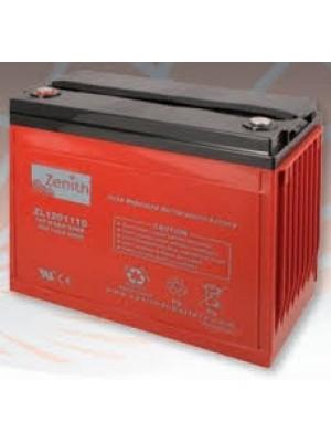Batterie Zenith Agm Deep Cycle ZL1201110