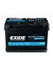 Starting car battery Tudor EK700 Start & Stop