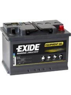 Exide battery  Gel  ES650