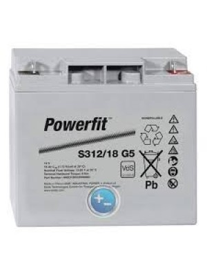 EXIDE POWERFIT S300 S312/18 G5