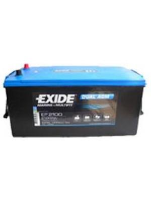 Exide battery  Dual Agm EP2100