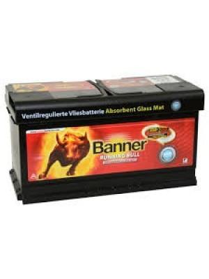 Batterie AGM Banner per Start & Stop AGM59201