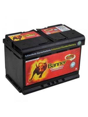 Batterie AGM Banner per Start & Stop AGM57001