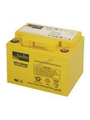 Agm Battery high current ZPC120040