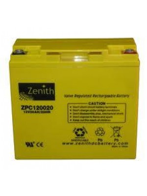 Agm Battery high current ZPC120020