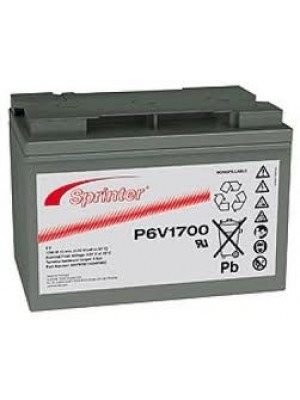 EXIDE SPRINTER P6V1700