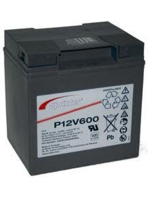 EXIDE SPRINTER P12V600