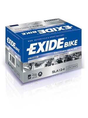 Batteria Moto Exide Bike GEL12-30