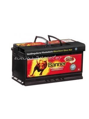 Batterie AGM Banner per Start & Stop AGM58001