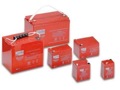 Batterie Zenith Agm ZGL060010