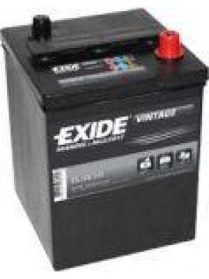 Exide battery  Vintage   EU80-6