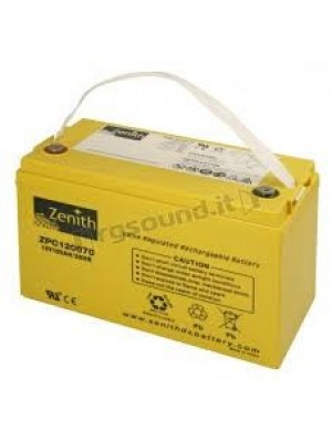 Agm Battery high current ZPC120070