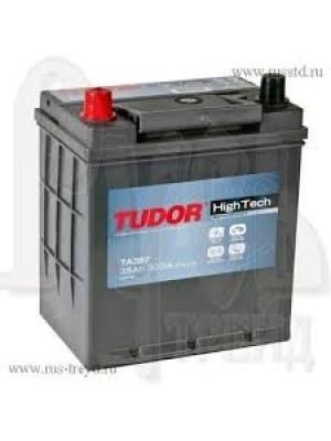 Starting car battery Tudor TA387