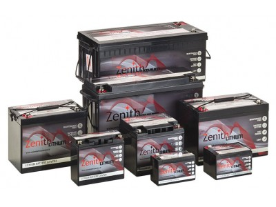 Batterie Zenith Litio ZLI012000