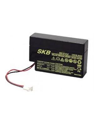 Battery  SKB SK12-0.8(Cavo + conn. AMP) Agm