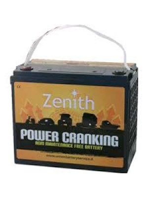 Agm Battery high current ZPC120090